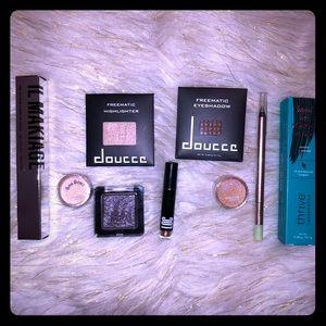 🔥Sale! 9 piece eye makeup bundle
